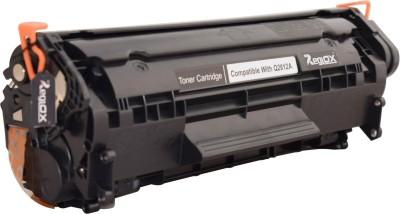reglox 12A Cartridge Black Ink Toner reglox Printers   Inks