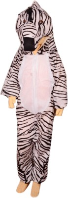 Anmol Dresses AD Zebra fancy dress for kids  Zebra costumes   high quality material Use for school competitions, Events, Annual Functions. Kids Costume Wear