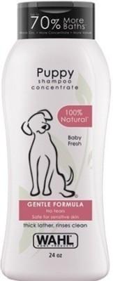 Wahl Puppy Hypoallergenic Gentle Care Dog Shampoo(709 ml)