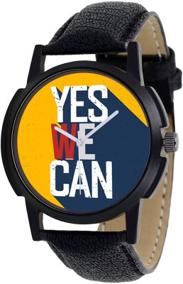 AD Global AR-101 Creative Thinkers Printed Casual Analog Watch  - For Boys