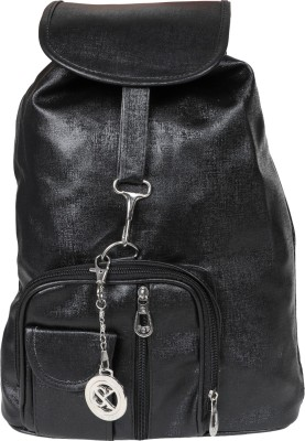 f76c2508b781c 62% OFF on Styler King Stylish Girls School bag College Bag (Black) 15 L  Backpack(Black) on Flipkart | PaisaWapas.com