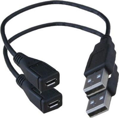 Geenie Micro USB OTG Adapter(Pack of 2)