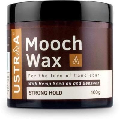 Ustraa Mooch Wax Strong Hold Wax(100 g)