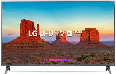 LG 43 inch Ultra HD 4K Smart LED TV is a best LED TV under 50000