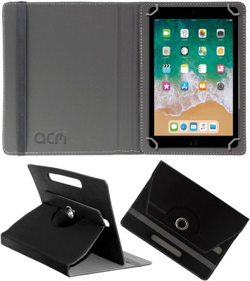 ACM Flip Cover for Apple iPad 6th Gen 9.7 inch(Black, Cases with Holder)