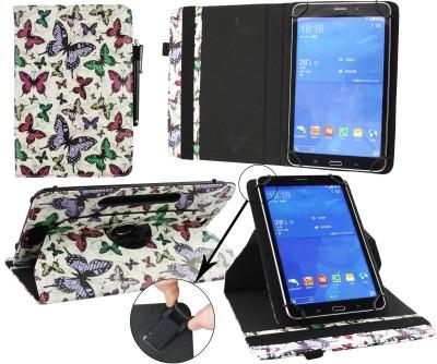 Emartbuy Wallet Case Cover for Dell Xps 10 Snapdragon(Black Carbon)