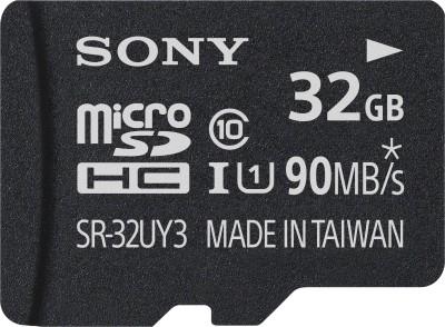 Sony SR 32UY3A 32GB MicroSD