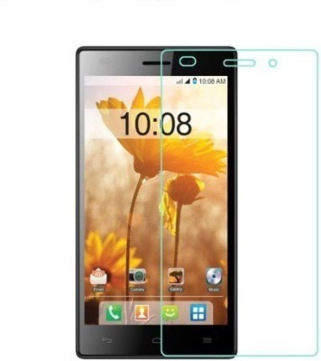 Dhanwaria Tempered Glass Guard for Intex Aqua Twist