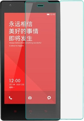Turrono Tempered Glass Guard for Mi Redmi 1S