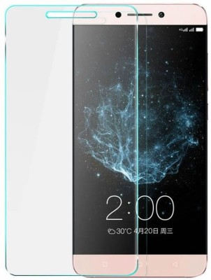 MKJ Retailers Tempered Glass Guard for LeTV Le Pro 3s(Pack of 1)