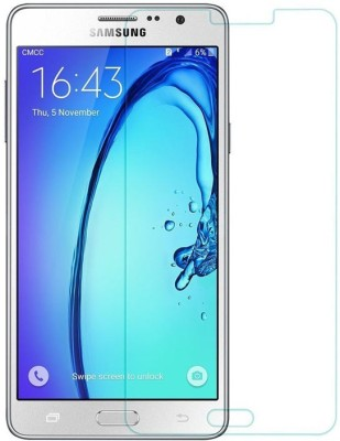 Tough Lee Tempered Glass Guard for Samsung Galaxy A8 (5.7 inch)(Pack of 1)