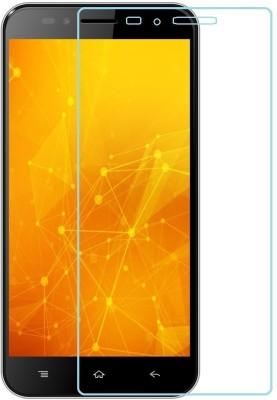 FotoAdda Tempered Glass Guard for Intex Eco 4G(Pack of 1)