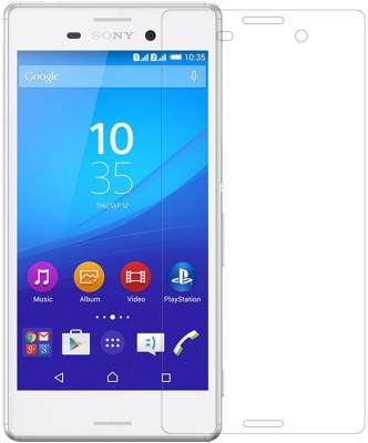 Go Ecommerce Tempered Glass Guard for Sony Xperia Z4