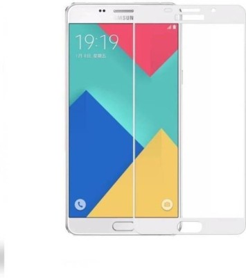GBKS Tempered Glass Guard for SAMSUNG GALAXY A710,9H TEMPERED GLASS(Pack of 1)