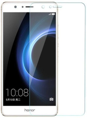 Adornare Tempered Glass Guard for Huawei Honor V8(Pack of 1)