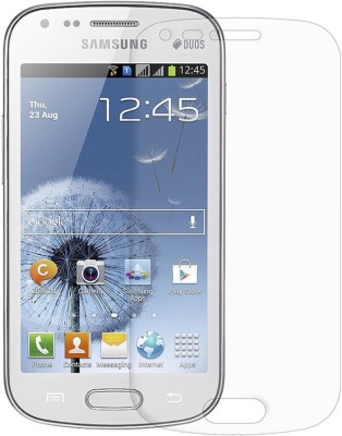 VEKARIYA Tempered Glass Guard for Samsung Galaxy S Duos GT-S7562(Pack of 1)