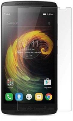 GizmoChum Tempered Glass Guard for Lenovo K6 Note(Pack of 1)
