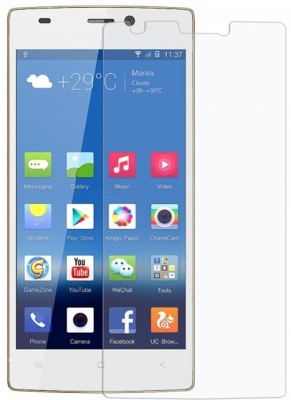 MobiWeb Tempered Glass Guard for Gionee Elife S5.5(Pack of 1)