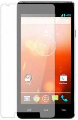 Pugo Top Tempered Glass Guard for Gionee Pioneer P4(Pack of 1)