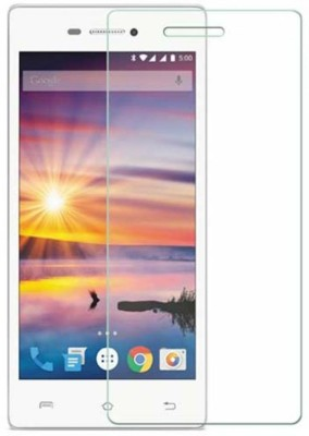 Mr Shield Tempered Glass Guard for Lava Iris Atom 2X(Pack of 1)