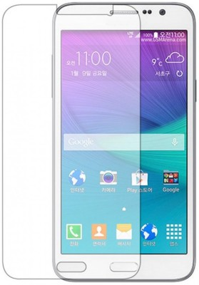 Fortune Mart Tempered Glass Guard for Samsung Galaxy Grand Max G720