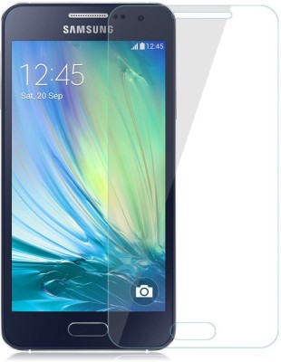 Fashion Fobia Tempered Glass Guard for Samsung Galaxy A3 (2017)