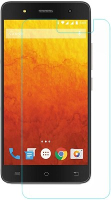 APS Gold Tempered Glass Guard for Lava Iris X1 Atom