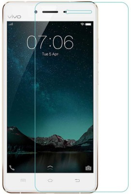 Global Gifts Tempered Glass Guard for Vivo V3