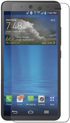 Admentine Tempered Glass Guard for Micromax Canvas Juice 3 Q392(Pack of 1)