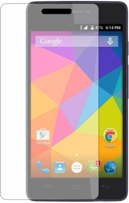 Accessories Bucket Tempered Glass Guard for Micromax Canvas Selfie Q349(Pack of 1)