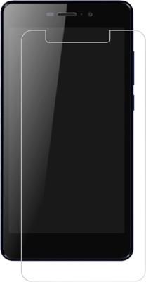 Mobi Square Tempered Glass Guard for Micromax Canvas Mega 4G Q417