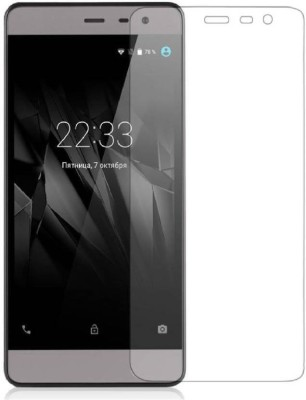 CHVTS Tempered Glass Guard for Micromax Vdeo 3(Pack of 1)