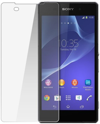 Big Zee Tempered Glass Guard for Sony Xperia Aqua M4(Pack of 1)