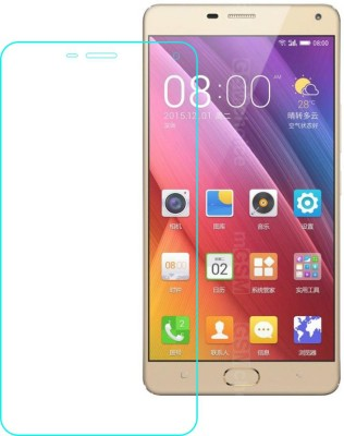 Fortune Mart Tempered Glass Guard for Gionee M6 Mini(Pack of 1)