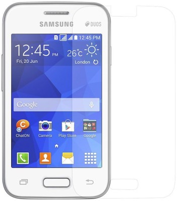 Okray Tempered Glass Guard for Samsung Galaxy Young 2 Duos SM-G130