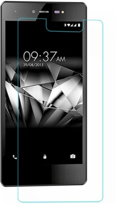 Anishop Tempered Glass Guard for Micromax Canvas Fire 4G Q411