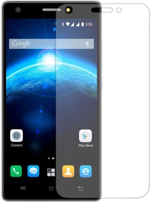 Detak Tempered Glass Guard for Lava A32(Pack of 1)