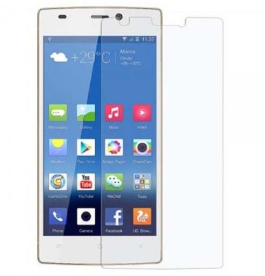 Mobile Shringar Tempered Glass Guard for Gionee Elife E7 Mini