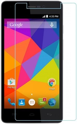 CLASSY CASUALS Tempered Glass Guard for Micromax Unite 2 A106(Pack of 1)