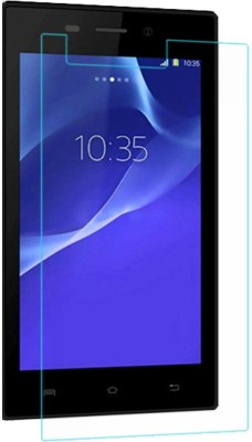 Exclusivebay Tempered Glass Guard for Karbonn A6 Turbo