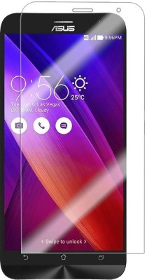 Global Gifts Tempered Glass Guard for Asus ZenFone Max(Pack of 1)