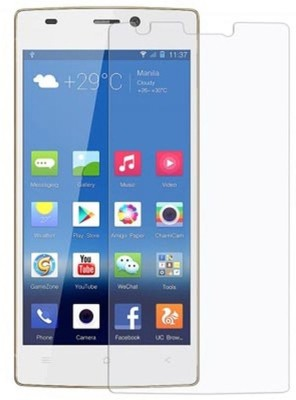 Navkar Eshop Tempered Glass Guard for Gionee Elife E5