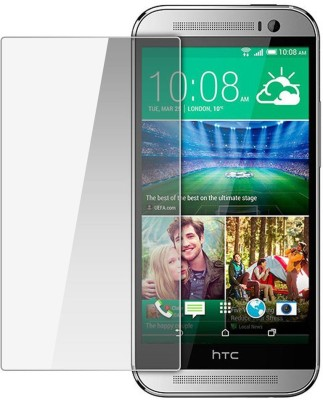 Heartly Tempered Glass Guard for HTC Desire 826(Pack of 1)