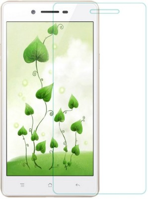 Voguish Tempered Glass Guard for Oppo A33