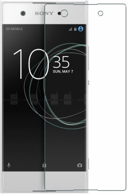 Aspir Tempered Glass Guard for Sony Xperia XA 1 Plus(Pack of 1)