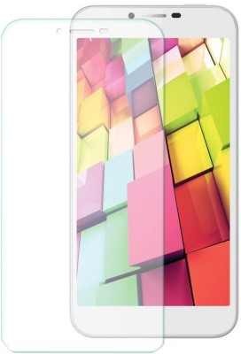 Dhanwaria Tempered Glass Guard for Intex Cloud 4G Smart