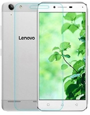 Accessories Bucket Tempered Glass Guard for Lenovo K6 Power(Pack of 1)