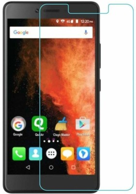 Exclusivebay Tempered Glass Guard for Micromax Canvas 6 Pro E484(Pack of 1)