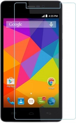 Fortune Mart Tempered Glass Guard for Micromax Canvas Mega E353