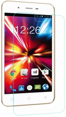 Shoppers Pride Tempered Glass Guard for Micromax Canvas HD A116(Pack of 1)